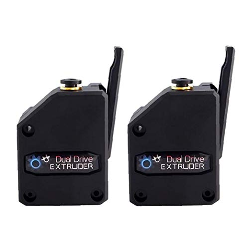 3d Impresora Extrusora Dual Drive Bmg Clonado Bowden Accesorios 1.75mm Filamentos Universal 2pcs Accesorios Consumibles