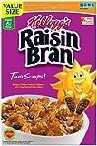 Kellogg's, Raisin Bran Cereal, 23.5oz Box (Pack of 4)