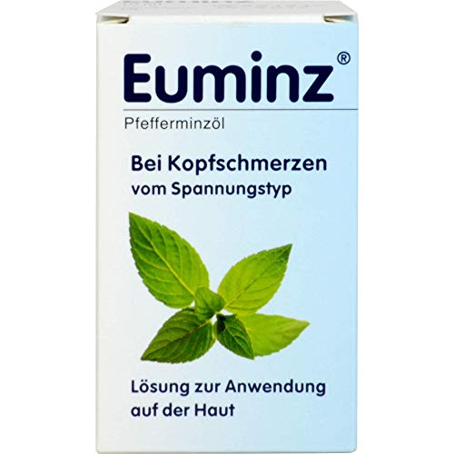 Euminz Wirkstoff: Pfefferminzöl Lösung bei Kopfschmerzen, 10 ml Lösung
