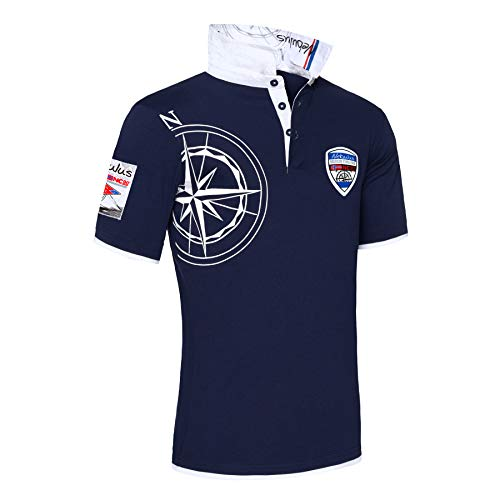 Nebulus Polo Egersund Blu Navy L