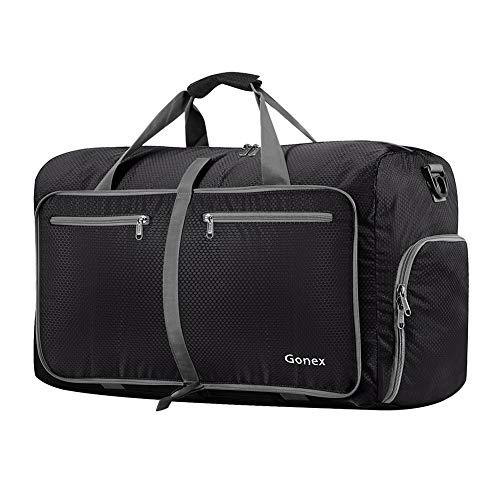 Gonex 60L Foldable Travel Duffel...