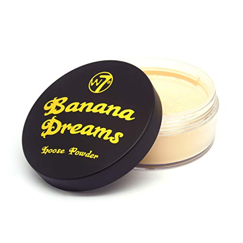 W7 | Face Powder | Banana Dreams Loose Powder |...