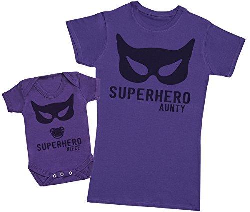 Superhero Niece - regalo para tía y...