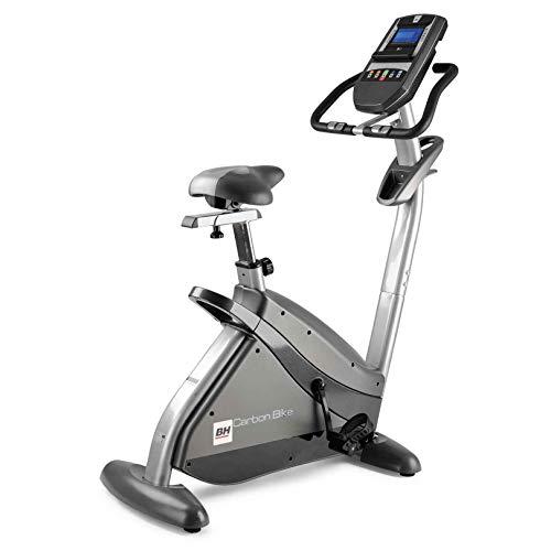BH Fitness - Bicicletas Estáticas Carbon Bike Dual