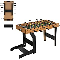 ColorBaby -  Futbolín de madera plegable CBGames (85332)