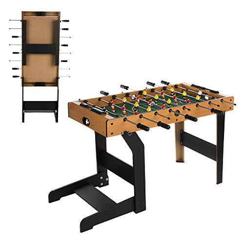 ColorBaby - Futbolin de madera plegable CBGames (85332)