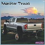 Monster Trucks Calendar 2022: Official Monster Trucks 2022 Calendar 16 Months