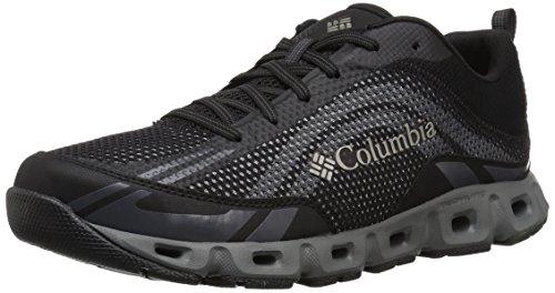 Columbia Herren DRAINMAKER IV Multi-Sportschuhe, Schwarz (Black, Lux 010), 47 EU