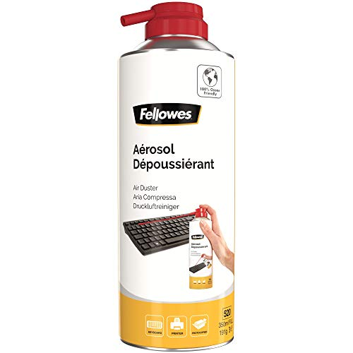 Fellowes CRC99749 - Kit de limpieza para ordenador (350 ml)