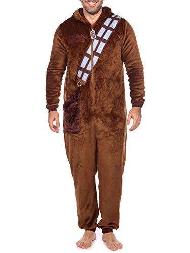 STAR WARS Mens Chewbacca Onesie
