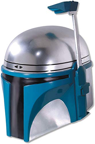 Star Wars Deluxe Injection Molded Adult 2-Piece Jango Fett Mask