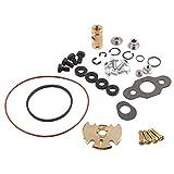 Turbo Rebuild Set, Turbocompresor Turbos Reparación Reparar Kit Equipo de construcción Turbo Rebuild Repair Service Kit se adapta al turbocompresor para GT1749V VNT15 GT15