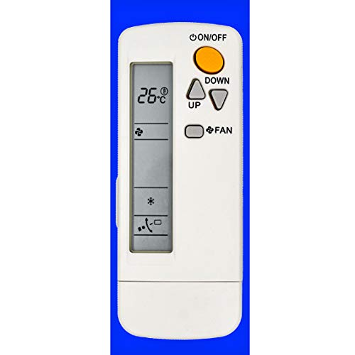 YING RAY Replacement for DAIKIN Air Conditioner Remote Control BRC4C153 BRC4C154 BRC4C156 BRC4C157 BRC4C159 BRC4C160 BRC4C161