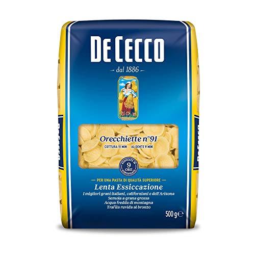 De Cecco Orecchiette No.91, 500g