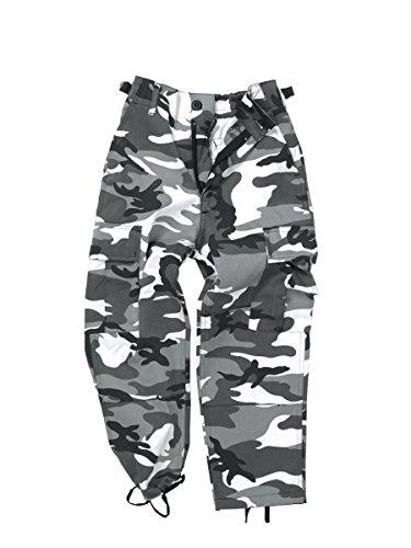 Pantalon BDU ripstop (12 ans, Urbain Gris)