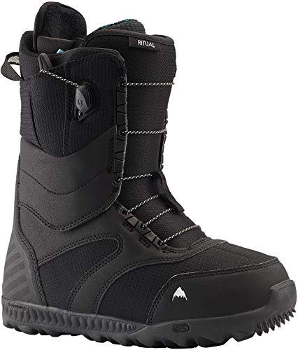 Burton Ritual Snowboard Boots Womens Sz 7 Black