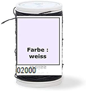 60m 2000 Coats GmbH Hilos De Coser Mez Duet De Hilos Decorativos Y De Ojal Grosor 30 Longitud