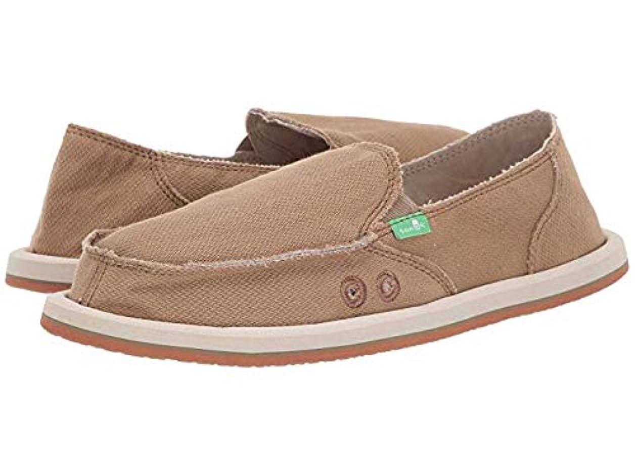 シェーバーヘッジ汚いレディースローファー?靴 Donna Hemp Petrified Oak (26cm) B - Medium [並行輸入品]