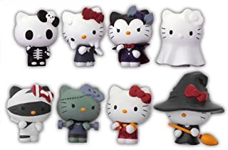 Hello Kitty Mega Monster Cosplay Collection Pre-Painted PVC Figure (set of 8)