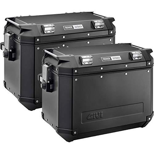 Baúl de aluminio lateral Trekker