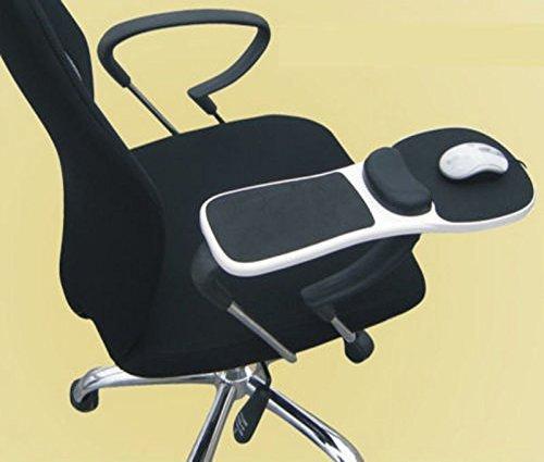 Yangx ergonomische verstellbare Armlehne, nur Auflage, passend für Stühle