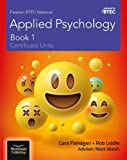 Pearson BTEC National Applied Psychology: Book 1