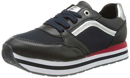TOM TAILOR Damen 112020260 Sneaker, Navy, 41 EU