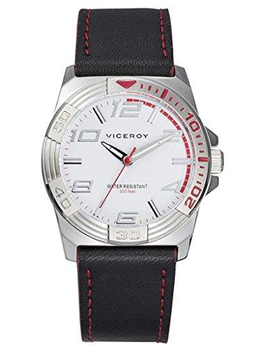 Viceroy Reloj Analogico para Chicos de Cuarzo con Correa en Cuero 46607-05