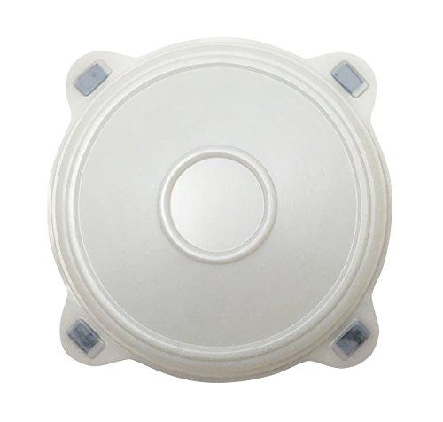 Frost King Exhaust Fan Cover, 10-1/4' Diameter For 8' Fan
