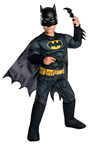 Rubie's Boys DC Comics Deluxe Batman Costume, X-Small