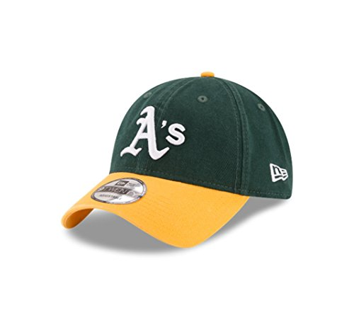 New Era 920 MLB CORE Classic Replica Oakland Athletics Home DAD Cap