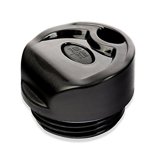 Schramm® Thermobecher Ersatzdeckel schwarz