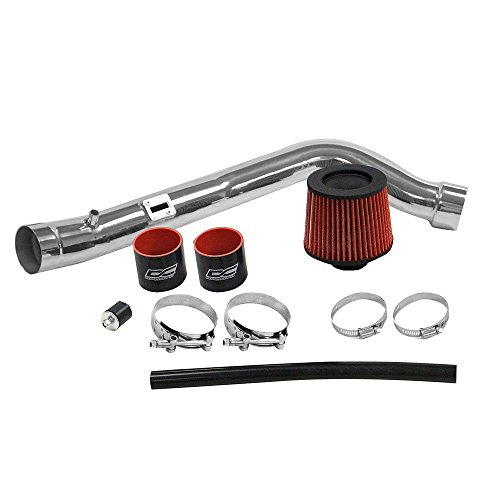 DC Sports CAI4213 Aluminum Powder Coated Cold Air Intake System for Nissan Maxima