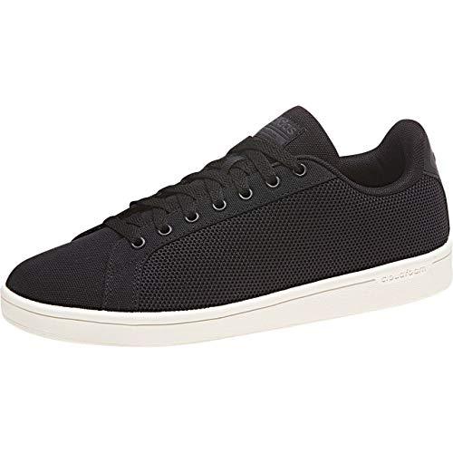 adidas Cloudfoam Advantage Clean, Zapatillas de Tenis Hombre, Negro Core Black Carbon Cloud White 0, 47 1/3 EU