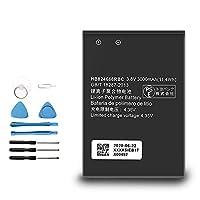In Fashion HB824666RBC 電池 対応用 501HW 502HW 504HW 505HW HWBBJ1 HWBBN1 HWBBK E5577 E5573 BBN1 BBK1 E5785バッテリー 交換 互換 3.8V 3000mAh PSE認証済 取り付け工具セット 日本語説明書付き