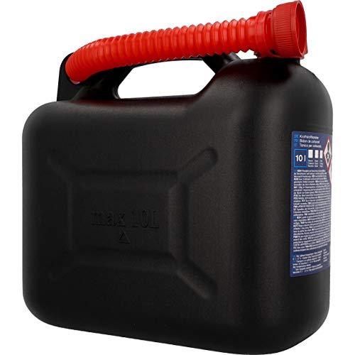 Cartrend Unitec 73851 - Bidón De Gasolina (10Litros, Plástico)