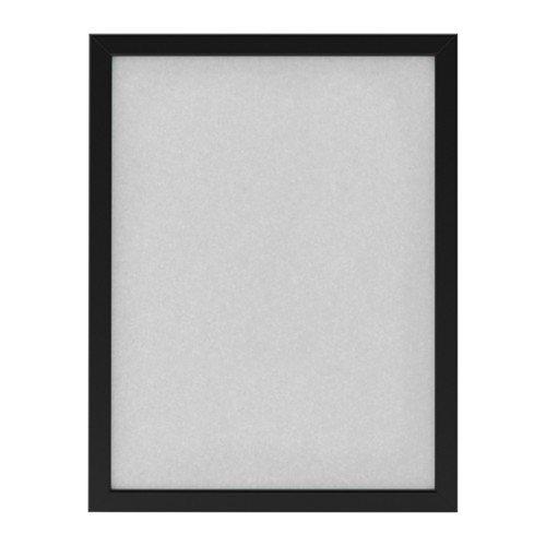 Ikea Fiskbo - Marco de fotos (30 x 40 cm), color negro
