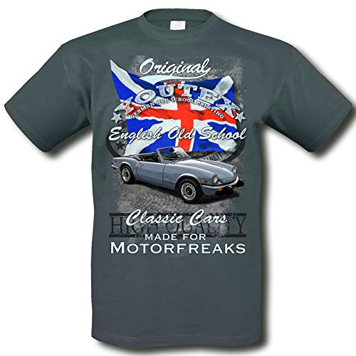 youtex Triumph Spitfire Cabrio Vintage T-Shirt (L)
