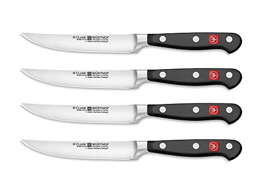 Wüsthof Classic Steak Knife Set