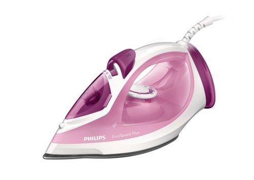 Philips GC2042/40 Fer à Repasser Easy Speed Plus 2100 W semelle céramique
