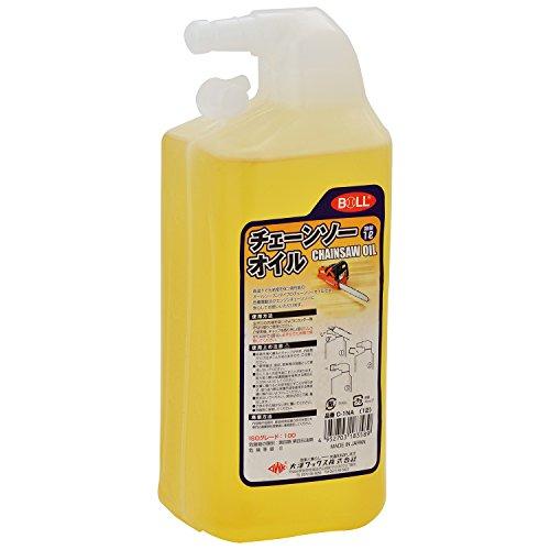 OsawaWax(大澤ワックス)『BOLLチェーンソーオイル(C-1NA)』