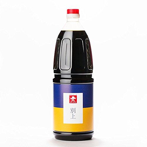 【常温】 ジョーキュウ しょうゆ 別上 1.8L 業務用 醤油 (濃口醤油)