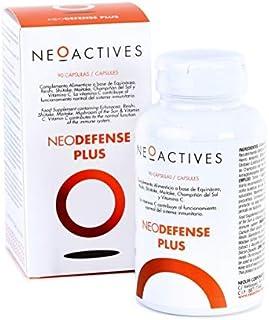 NeoDefense Plus | Suplemento con Equinácea (1.000 mg). Reishi. Shiitake. Maitake. Champiñón