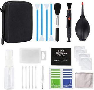 Camera Cleaning - 46pcs/set Cleaning Kit Sensor DSLR Lens Digital Camera Cleaner Kit DKL-20 for SLR Cameras Clean Set (46pcs)