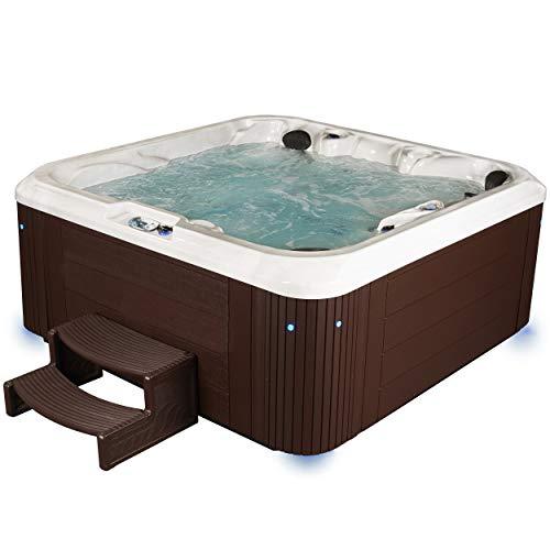 Espresso Essential Hot Tubs 92-Jet Atlas Hot Tub