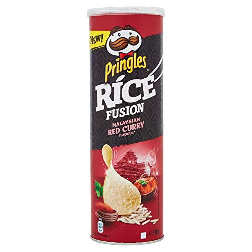 Pringles Rice Malaysian Red Curry - 160 g