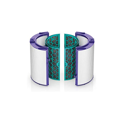 Dyson Ersatzfilter (für die Pure Cool Luftreiniger, HEPA-und Aktivkohle-Filter zur Entfernung von Allergenen, Schadstoffen und Gerüchen aus der Luft)