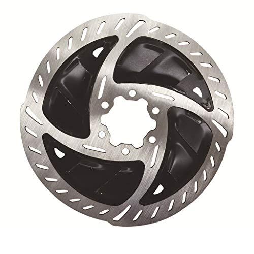 WOWOWO Freno de Disco de Bicicleta Rotores de Aleta de radiador de...