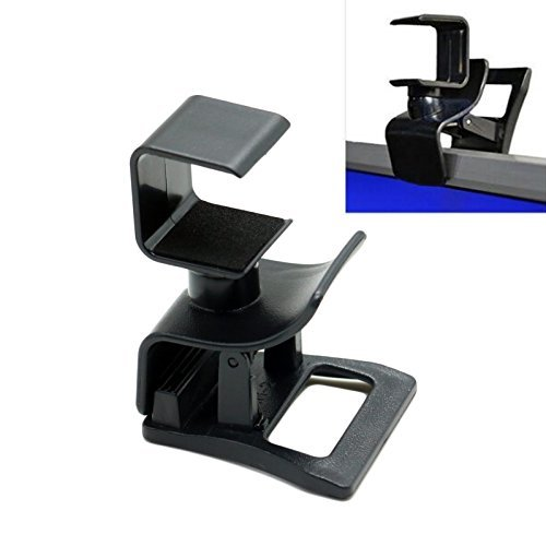 JETEHO Adjustable PS4 Camera Eye Mount Holder Stand TV Clip Stand for Playstation 4 Console Sensor