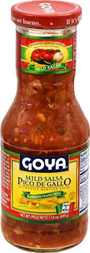 Goya Salsa Pico de Gallo, 500g